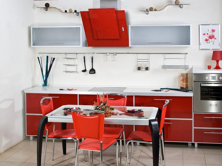 кухонные обои с красным рисунком фото каталоги желаем